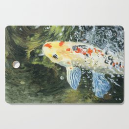 Lucky Bubbles by Teresa Thompson Cutting Board