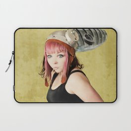 In the Style of... Camilla d'Errico - 2010 Laptop Sleeve