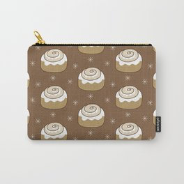 Cinnamon Bun Carry-All Pouch