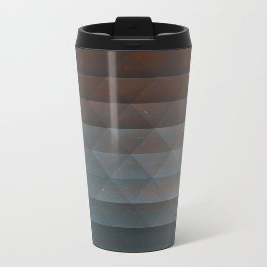 blyykfyde Metal Travel Mug
