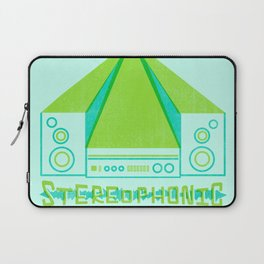 stereophonic Laptop Sleeve