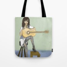 Now If Only I Could Play Guitar Tote Bag