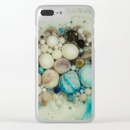 Bubbles-Art - Ananke Clear iPhone Case