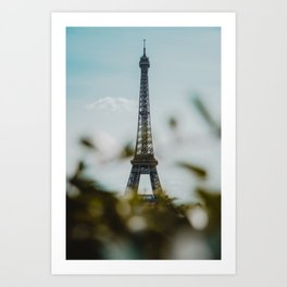 Paris Dawn - Fine Art Photography Print Art Print