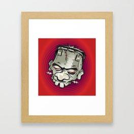 GOOFBALL 3 Framed Art Print