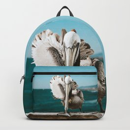 Pelican Says Hi Backpack