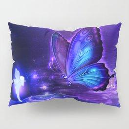 Pixie Butterfly Pillow Sham