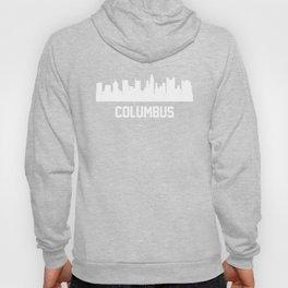 Columbus Ohio Skyline Cityscape Hoody