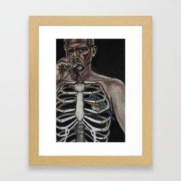 The Bluebird  Framed Art Print