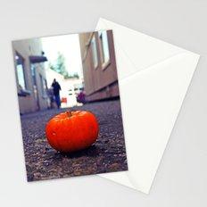 Urban pumpkin Stationery Cards