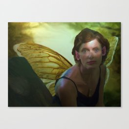 Fairy Looking Canvas Print