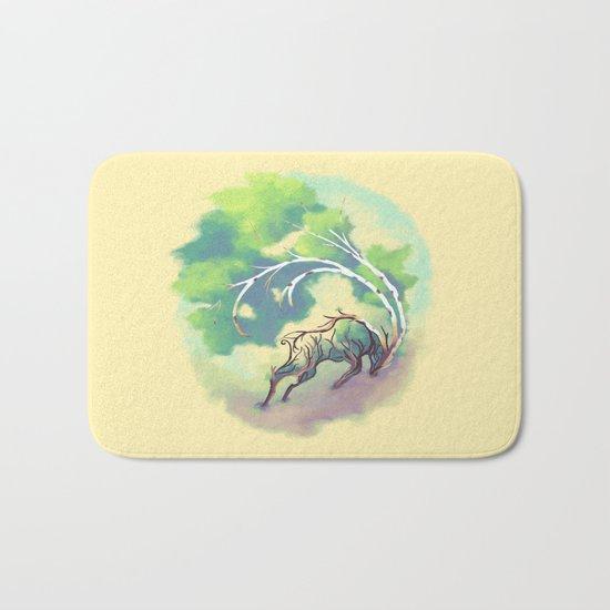 Essence of Nature - Thunderous Wind Bath Mat