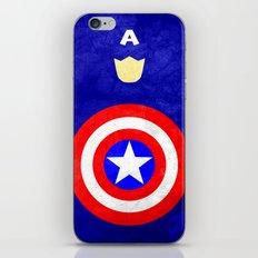 Captain America: Avengers Movie Variant iPhone & iPod Skin