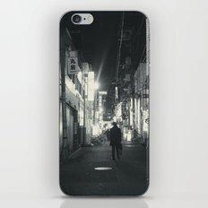 Alleyway iPhone & iPod Skin
