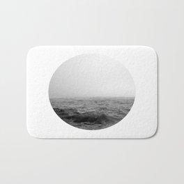 Choppy Sea Bath Mat