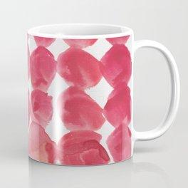 6   | 190408 Red Abstract Watercolour Coffee Mug