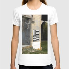Sol Lewitt Rough Draft (2), North Adams T-shirt