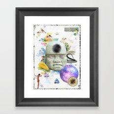 Omelca Framed Art Print