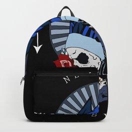 Never Run Backpack