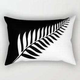 Silver Fern of New Zealand Rechteckiges Kissen