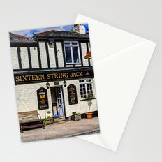 The Sixteen String Jack Pub Stationery Cards