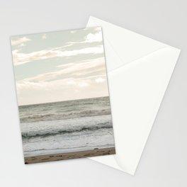Agios Gordios beach at Corfu island, Greece Stationery Cards