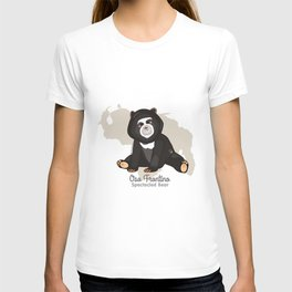 Oso Frontino/Spectacled Bear T-shirt