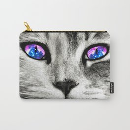 Galaxy Cat Carry-All Pouch