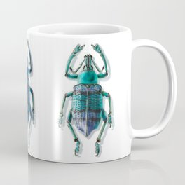 Beetle Indonesian Weevil Coffee Mug