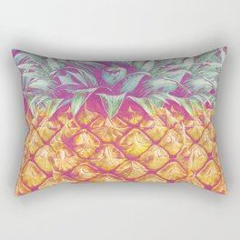 I Adore You, Pineapple Rectangular Pillow
