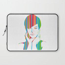 Barbra Streisand | Pop Art Laptop Sleeve