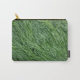 Sea Kelp Texture Carry-All Pouch
