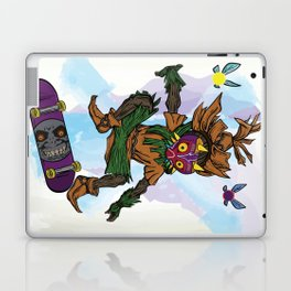 You've Met With A Gnarly Fate, Haven't You? Laptop & iPad Skin
