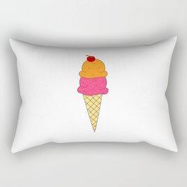 Frozen Yogurt Rectangular Pillow