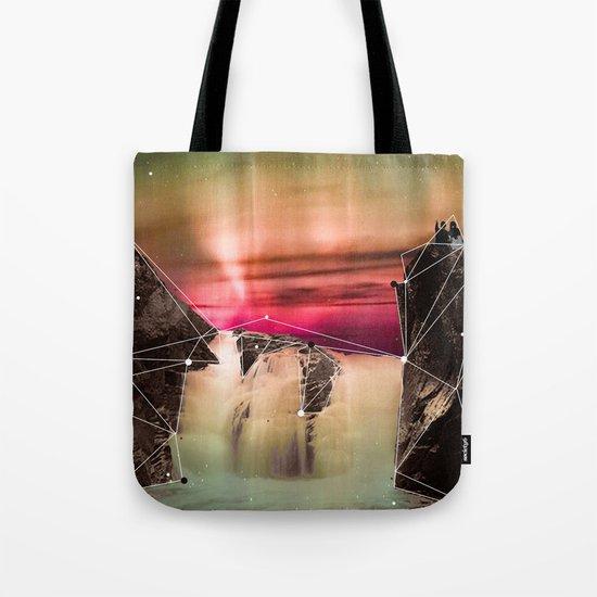 ROMANTIC WATERFALL Tote Bag