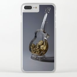 fame, success and music Clear iPhone Case