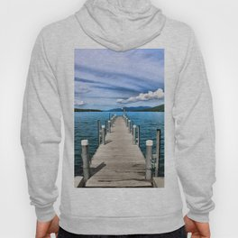 Stepping to the Sea Hoody