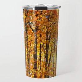 Autumn Hillside Travel Mug