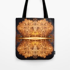 Quad Tree #5 Tote Bag