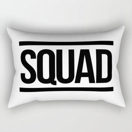 SQUAD Rectangular Pillow