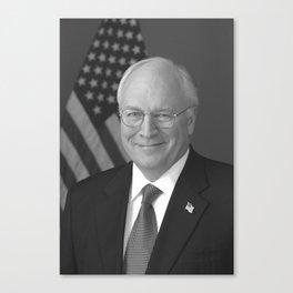 Dick Cheney Canvas Print