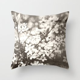 Little notes to myself № 1 Throw Pillow