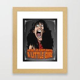 Angela Baker Framed Art Print