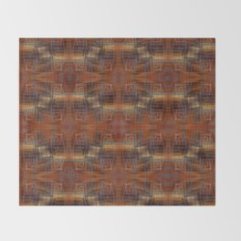 Holding Pattern Throw Blanket