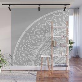 Circle Mandala Wall Mural