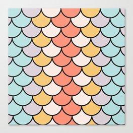 Color Twist Canvas Print