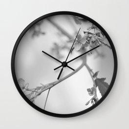 grays Wall Clock