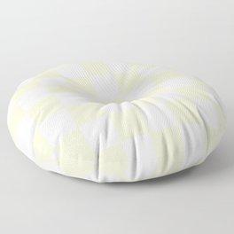 Checker (Cream/White) Floor Pillow