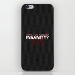 Farcry 3 Butterfly Gun Insanity iPhone Skin
