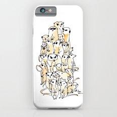 Wild Family Series - Meerkat Slim Case iPhone 6s